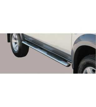 Ranger 06-08 Double Cab Grand Pedana Oval - GPO/204/IX - Sidebar / Sidestep - Unspecified