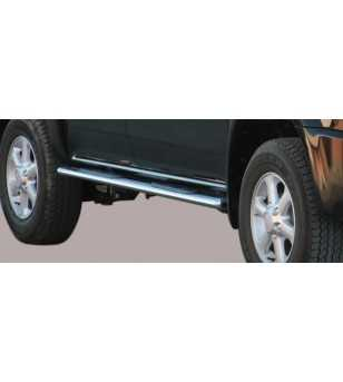 D-Max 08-12 Double Cab Grand Pedana Oval - GPO/197/IX - Sidebar / Sidestep - Unspecified