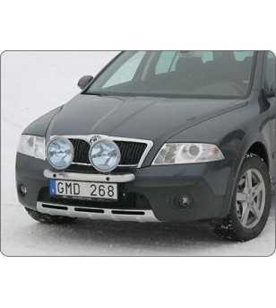 Scout 08-09 Q-Light/2 - Q900098 - Bullbar / Lightbar / Bumperbar - QPAX Q-Light