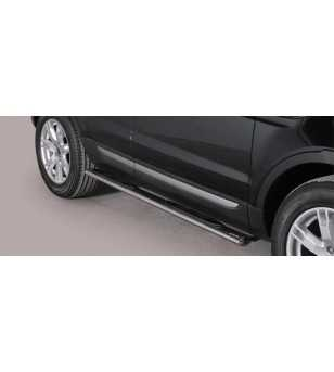 Evoque 12- Grand Pedana Oval - GPO/306/IX - Sidebar / Sidestep - Unspecified