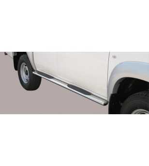 BT50 09-12 Double Cab Grand Pedana Oval - GPO/252/IX - Sidebar / Sidestep - Unspecified - Verstralershop