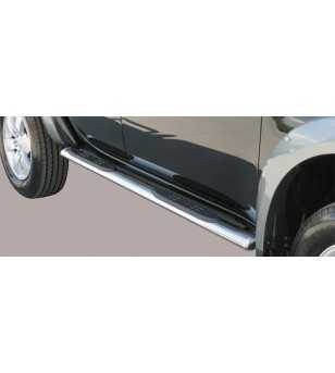 L200 06-09 Double Cab Grand Pedana Oval - GPO/178/IX - Sidebar / Sidestep - Unspecified