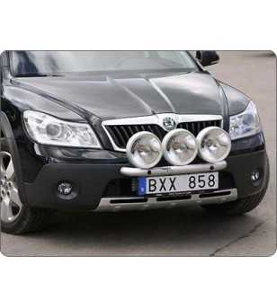 Octavia 10- Q-Light/3 - Q900144 - Bullbar / Lightbar / Bumperbar - QPAX Q-Light