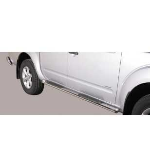 Navara 10- Double Cab Grand Pedana Oval