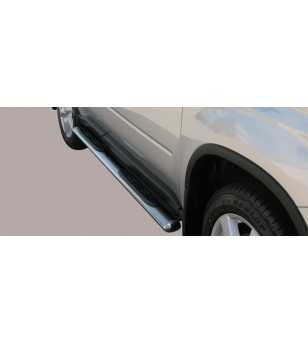 X-Trail 08-10 Grand Pedana Oval - GPO/207/IX - Sidebar / Sidestep - Unspecified - Verstralershop