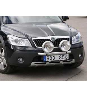 Octavia 10- Q-Light/2 - Q900145 - Bullbar / Lightbar / Bumperbar - QPAX Q-Light