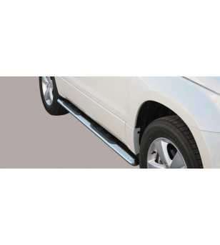 Grand Vitara 09- 5DR Grand Pedana Oval - GPO/236/IX - Sidebar / Sidestep - Unspecified - Verstralershop