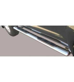 Hilux 06-11 DBL Cab Grand Pedana Oval - GPO/208/IX - Sidebar / Sidestep - Unspecified - Verstralershop