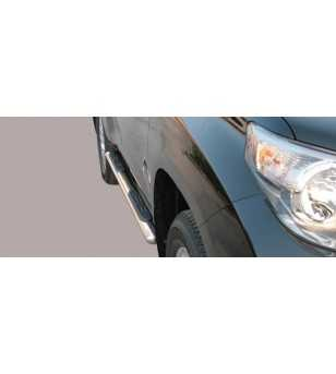 Landcruiser 150 09- 5DR Grand Pedana Oval - GPO/255/IX - Sidebar / Sidestep - Unspecified