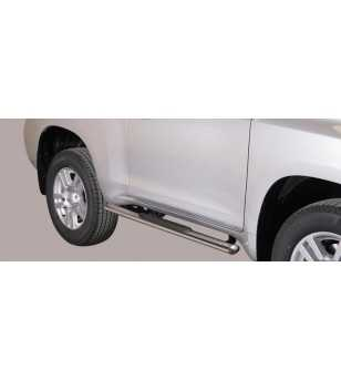 Landcruiser 150 09- 3DR Grand Pedana Oval - GPO/266/IX - Sidebar / Sidestep - Unspecified