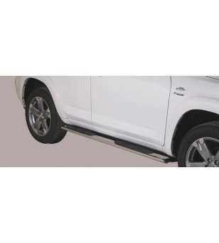RAV4 09-10 Grand Pedana Oval - GPO/245/IX - Sidebar / Sidestep - Unspecified