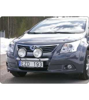 Avensis 09- Q-Light/2 - Q900103 - Bullbar / Lightbar / Bumperbar - QPAX Q-Light