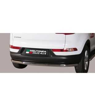 Sportage 11- Complete Rear Protection - PPC/275/IX - Sidebar / Sidestep - Unspecified