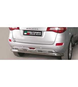 Koleos 11- Complete Rear Protection - PPC/226/IX - Rearbar / Rearstep - Unspecified