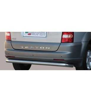 Rexton II 07- Complete Rear Protection
