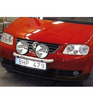 Caddy 04- Q-Light/2 - Q900126 - Bullbar / Lightbar / Bumperbar - QPAX Q-Light - Verstralershop