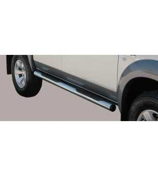 Ranger 06-08 Double Cab Grand Pedana ø76 - GP/204/IX - Sidebar / Sidestep - Unspecified