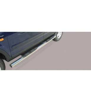 CR-V 02-04 Grand Pedana ø76 - GP/137/IX - Sidebar / Sidestep - Unspecified
