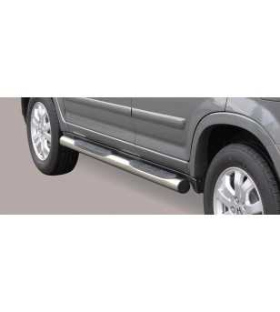 CR-V 05-07 Grand Pedana ø76 - GP/155/IX - Sidebar / Sidestep - Unspecified