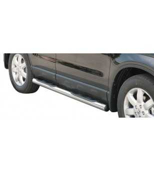 CR-V 07-09 Grand Pedana ø76 - GP/196/IX - Sidebar / Sidestep - Unspecified - Verstralershop