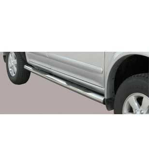 D-Max 03-07 Grand Pedana ø76 - GP/142/IX - Sidebar / Sidestep - Unspecified