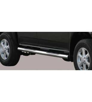 D-Max 08-12 Grand Pedana ø76 - GP/197/IX - Sidebar / Sidestep - Unspecified
