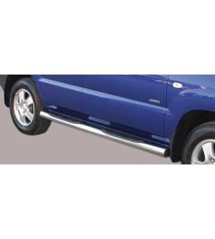 Sportage 05-08 Grand Pedana ø76 - GP/158/IX - Sidebar / Sidestep - Unspecified