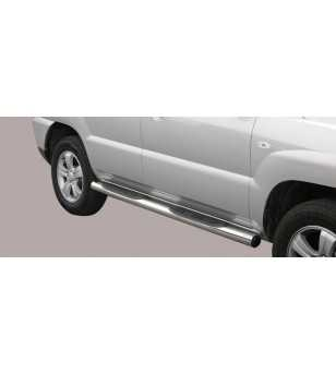 Sportage 09-10 Grand Pedana ø76 - GP/228/IX - Sidebar / Sidestep - Unspecified