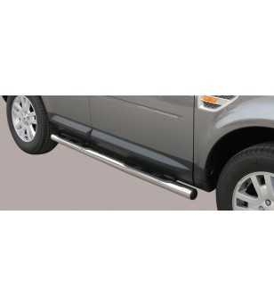 Freelander 07- Grand Pedana ø76 - GP/227/IX - Sidebar / Sidestep - Unspecified - Verstralershop