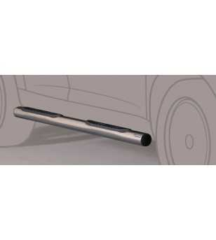 Freelander  98-03 4DR Grand Pedana ø76 - GP/83/IX - Sidebar / Sidestep - Unspecified - Verstralershop