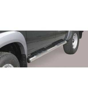 BT50 06-09 Double Cab Grand Pedana ø76 - GP/199/IX - Sidebar / Sidestep - Unspecified