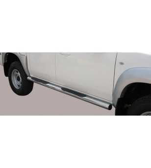 BT50 09-12 Double Cab Grand Pedana ø76 - GP/252/IX - Sidebar / Sidestep - Unspecified - Verstralershop