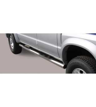 B2500 03-06 Double Cab Grand Pedana ø76 - GP/141/IX - Sidebar / Sidestep - Unspecified