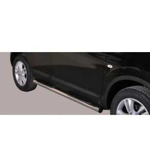 Qashqai 10- Grand Pedana ø76 - GP/265/IX - Sidebar / Sidestep - Unspecified