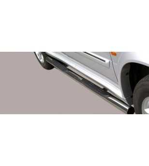 Grand Vitara 98-04 Wagon Grand Pedana ø76 - GP/80/IX - Sidebar / Sidestep - Unspecified
