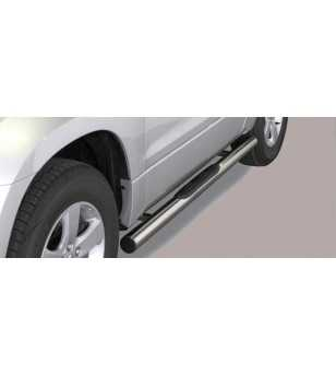 Grand Vitara 05-08 3DR Grand Pedana ø76 - GP/169/IX - Sidebar / Sidestep - Unspecified