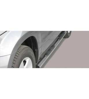 Grand Vitara 05-08 5DR Grand Pedana ø76 - GP/168/IX - Sidebar / Sidestep - Unspecified