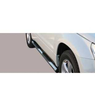 Grand Vitara 09- 5DR Grand Pedana ø76 - GP/236/IX - Sidebar / Sidestep - Unspecified - Verstralershop