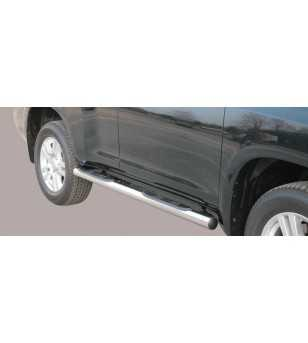 Landcruiser 150 09- 5DR Grand Pedana ø76 - GP/255/IX - Sidebar / Sidestep - Unspecified - Verstralershop