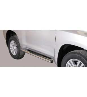 Landcruiser 150 09- 3DR Grand Pedana ø76 - GP/266/IX - Sidebar / Sidestep - Unspecified