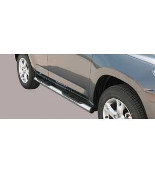 RAV4 09-10 Grand Pedana ø76 - GP/245/IX - Sidebar / Sidestep - Unspecified