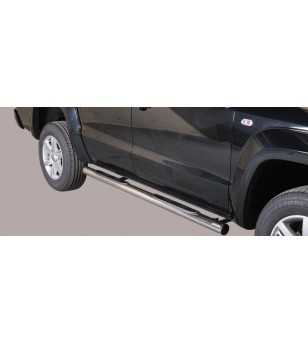 Amarok 11- Grand Pedana ø76 - GP/280/IX - Sidebar / Sidestep - Unspecified