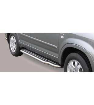 CR-V 05-07 Side Steps - P/155/IX - Sidebar / Sidestep - Unspecified