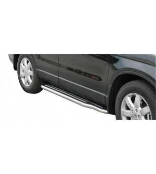 CR-V 07-09 Side Steps - P/196/IX - Sidebar / Sidestep - Unspecified