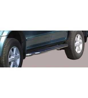 D-Max 03-07 Side Steps - P/142/IX - Sidebar / Sidestep - Unspecified