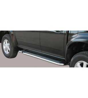 D-Max 08-12 Side Steps - P/197/IX - Sidebar / Sidestep - Unspecified