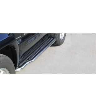 Cherokee 01-07 Side Steps - P/130/IX - Sidebar / Sidestep - Unspecified - Verstralershop
