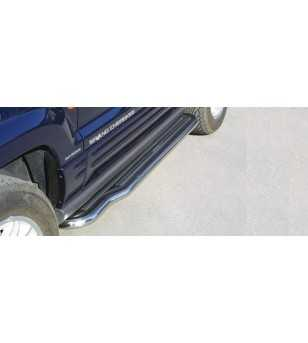 Grand Cherokee  99-04 Side Steps - P/95/IX - Sidebar / Sidestep - Unspecified