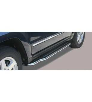 Grand Cherokee 05-11 Side Steps - P/166/IX - Sidebar / Sidestep - Unspecified
