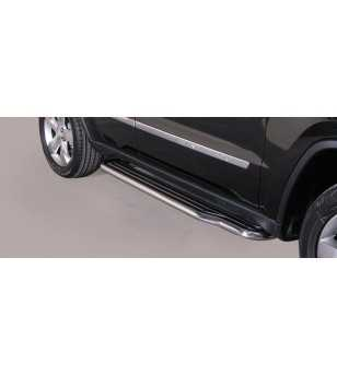 Grand Cherokee 11- Side Steps - P/288/IX - Sidebar / Sidestep - Unspecified